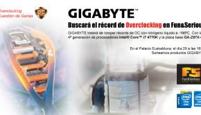 GIGABYTE en Game Festival