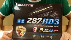Video de PC Box sobre la placa GA-Z87-HD3