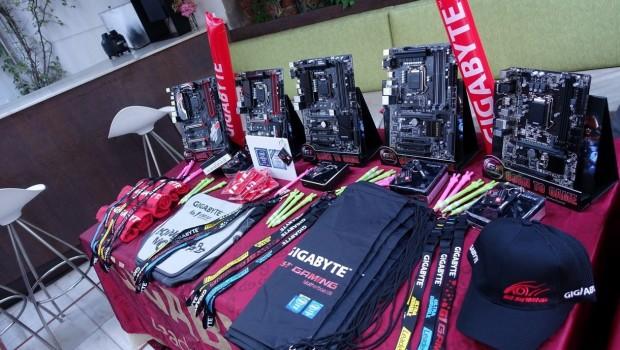 Evento Medios GIGABYTE - Septiembre 2015