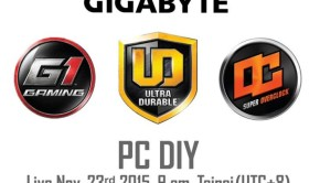 GIGABYTE LEVESTREAMS
