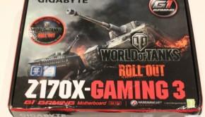 GIGABYTE Z170X Gaming 3