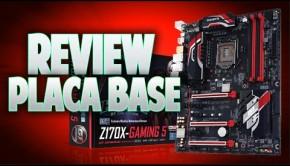 @SpainFury comenta la placa base Z170X Gaming 5 de GIGABYTE