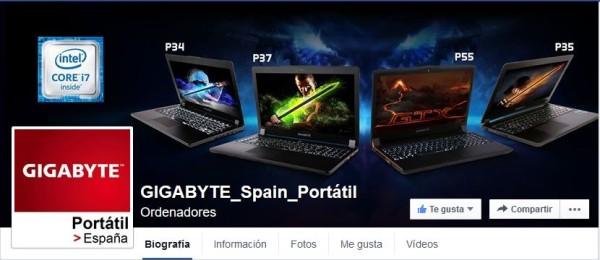 FB portatiles