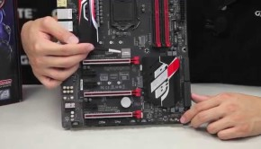 Unboxing de la placa base GA-Z170X-Gaming 5 de GIGABYTE