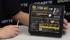 Unboxing placa base GA-Z170N-WIFI de GIGABYTE