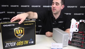 Video: Soporte de las placas base GIGABYTE para Thunderbolt 3