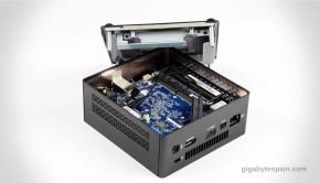 Presentación del mini-PC BRIX GB-BSi5HT-6200 de GIGABYTE