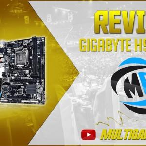 Video review de la placa GIGABYTE H97M-HD3 por MultiGaming